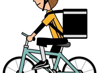 自転車イラスト